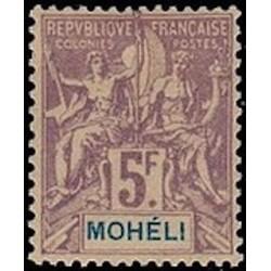 Moheli  N° 016 Obli