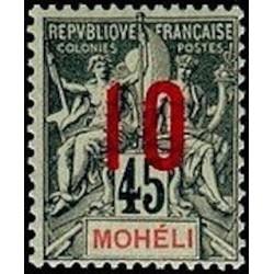 Moheli  N° 021 Obli