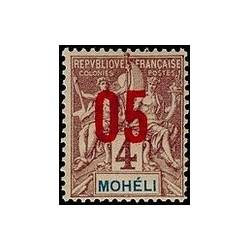 Moheli  N° 017 N *