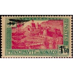 Monaco PA Neuf ** N° 0001
