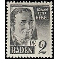OFA Baden N° 01 N *