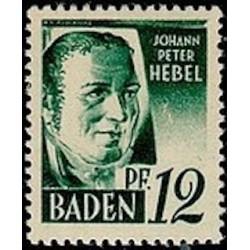 OFA Baden N° 04 N *