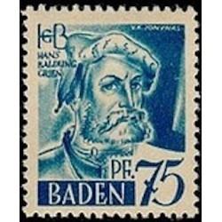 OFA Baden N° 11 N *
