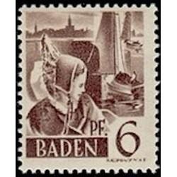 OFA Baden N° 15 N *