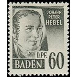 OFA Baden N° 25 N *