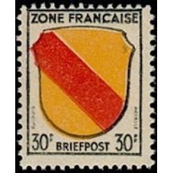 OFA 1945 N° 10 Obli