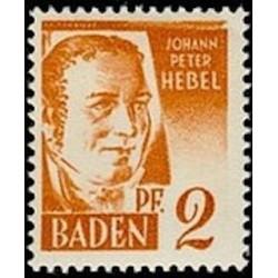 OFA Baden N° 14 Obli