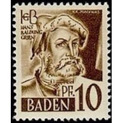 OFA Baden N° 16 Obli