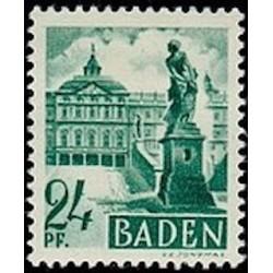 OFA Baden N° 19 Obli