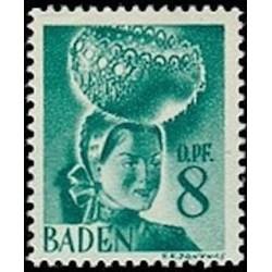 OFA Baden N° 22 Obli