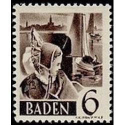 OFA Baden N° 31 Obli
