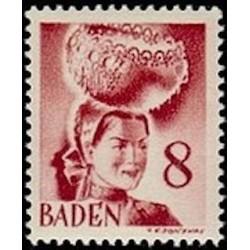 OFA Baden N° 32 Obli