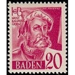 OFA Baden N° 34 Obli