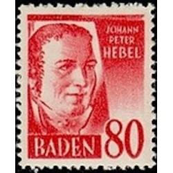 OFA Baden N° 36 Obli