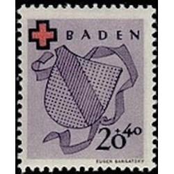 OFA Baden N° 39 Obli