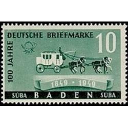 OFA Baden N° 51 Obli