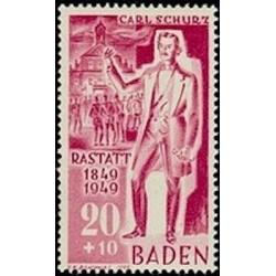 OFA Baden N° 54 Obli