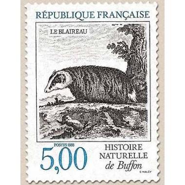 FR N° 2542 Oblit