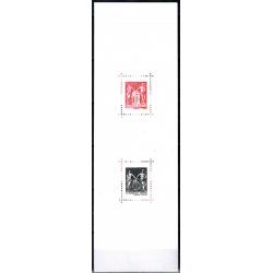 Carnet moderne N° 1523