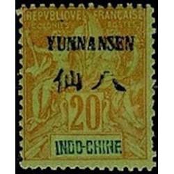 Younnan  N° 16 N *