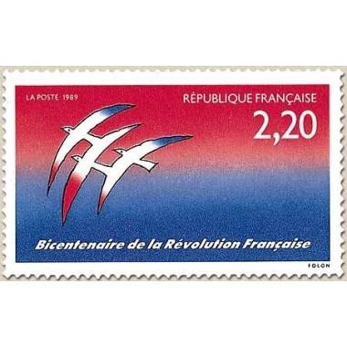 FR N° 2560 Oblit