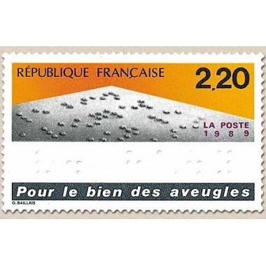 FR N° 2562 Oblit