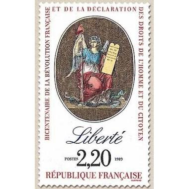 FR N° 2573 Oblit