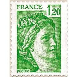 FR N° 2101 b Neuf Luxe
