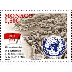 Monaco Neuf ** N° 3075