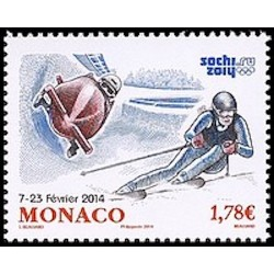 Monaco Neuf ** N° 2911
