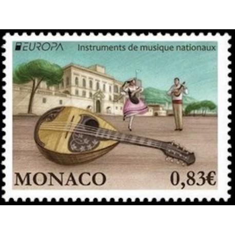 Monaco Neuf ** N° 2926