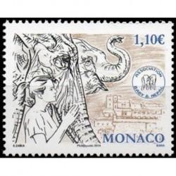 Monaco Neuf ** N° 2938