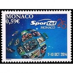 Monaco Neuf ** N° 2943