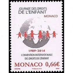 Monaco Neuf ** N° 2944