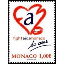 Monaco Neuf ** N° 2951