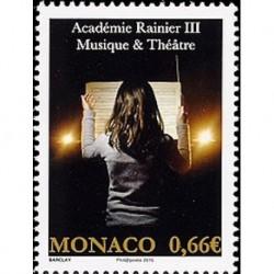 Monaco Neuf ** N° 2984