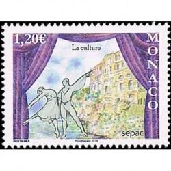 Monaco Neuf ** N° 2985