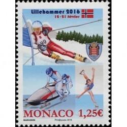 Monaco Neuf ** N° 3018