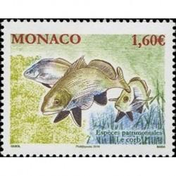 Monaco Neuf ** N° 3022