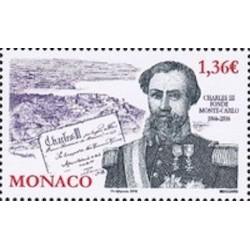 Monaco Neuf ** N° 3028