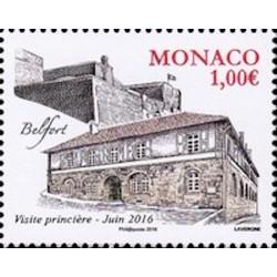 Monaco Neuf ** N° 3030