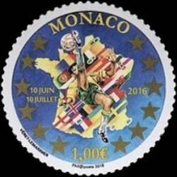 Monaco Neuf ** N° 3042