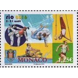 Monaco Neuf ** N° 3043