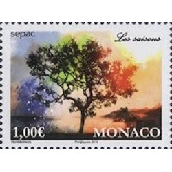 Monaco Neuf ** N° 3044
