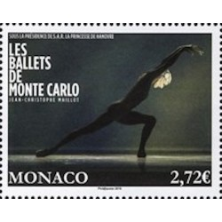 Monaco Neuf ** N° 3053