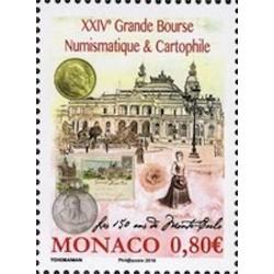 Monaco Neuf ** N° 3054