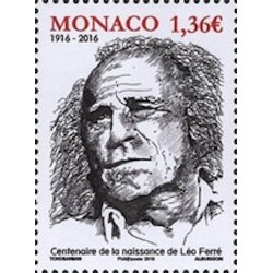 Monaco Neuf ** N° 3055