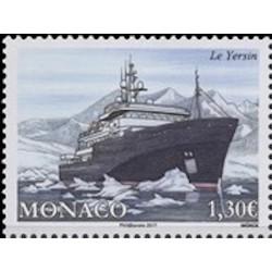 Monaco Neuf ** N° 3076