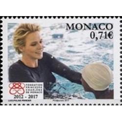 Monaco Neuf ** N° 3078