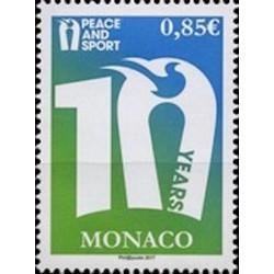 Monaco Neuf ** N° 3090